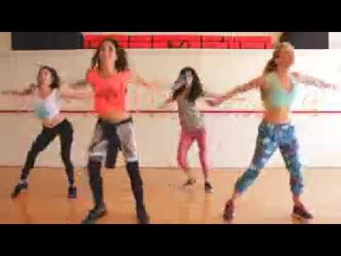 Hey Mama CARDIO DANCE ZUMBA routine