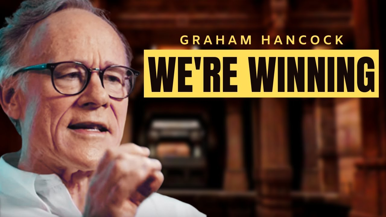 History Has Been Suppressed… They Can't Hide The Facts Anymore – Graham Hancock