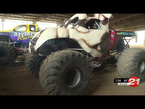 Monster Trucks Roar Back Into Central Oregon Ktvz