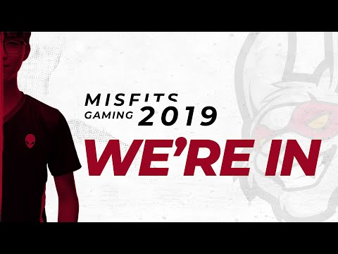Misfits Gaming | Accepted into the LEC!