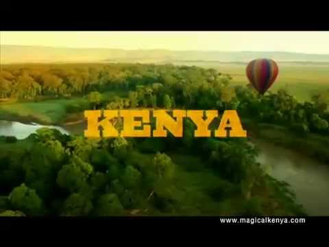 "Tourism Ad | KENYA ""Discover The Magic of Africa"""