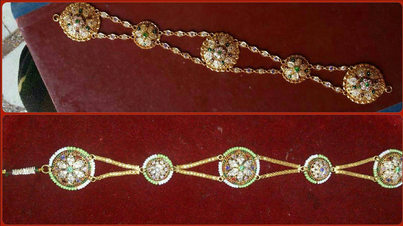 Rajputi Shishfool Design   Rajasthani Jewellery Design   New ...