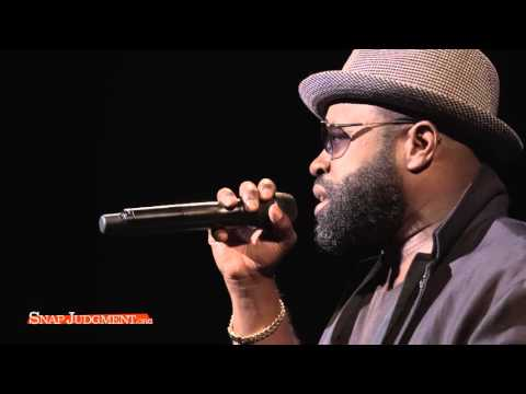 """Tariq """"Black Thought"""" Trotter Rocks Snap Judgment LIVE in NYC!"""