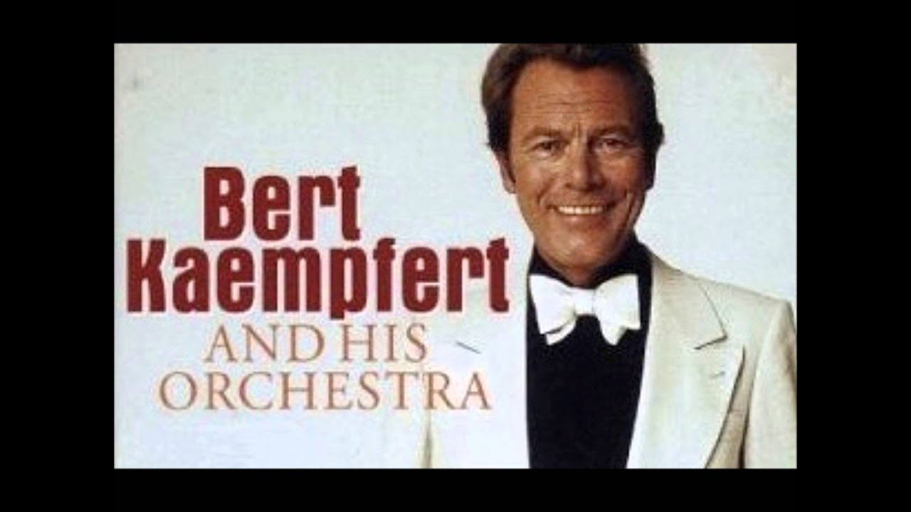 Bert Kaempfert & His Orchestra* Bert Kaempfert And His Orchestra - Lights Out, Sweet Dreams
