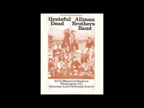 The Allman Brothers - Whipping Post 6-9-73
