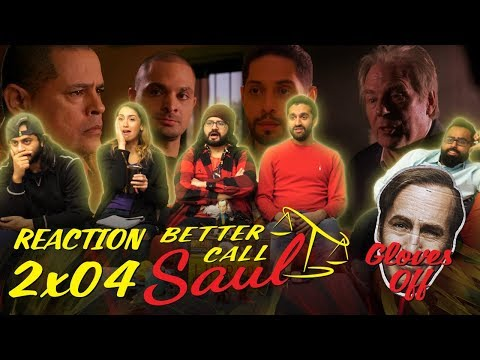 Better Call Saul - 2x4 Gloves Off - Group Reaction