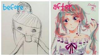 【10歳~15歳】イラスト成長記録【きのこなめ】 thumbnail