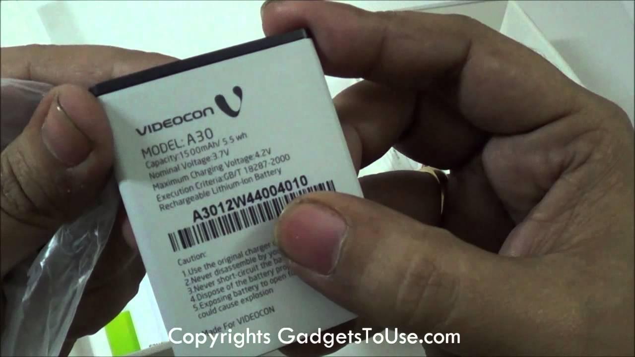 VIDEOCON A30 DRIVERS WINDOWS XP