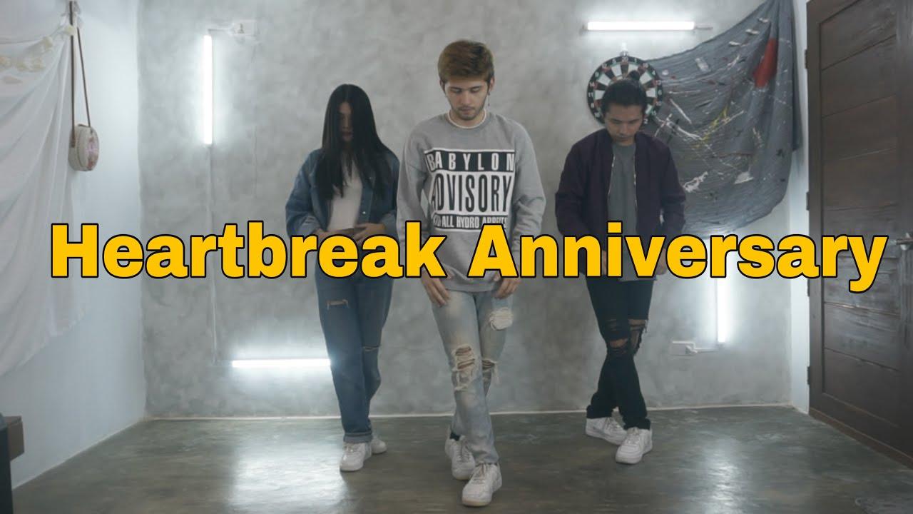 Giveon - HEARTBREAK ANNIVERSARY ( Dance Choreography l Miko Juarez )