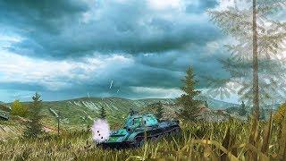 World Of Tanks Blitz WZ120 (Ace tanker)(PC)