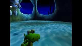 Croc Legend of the Gobbos [PSX] 100% - Level 2-B1 Chumly