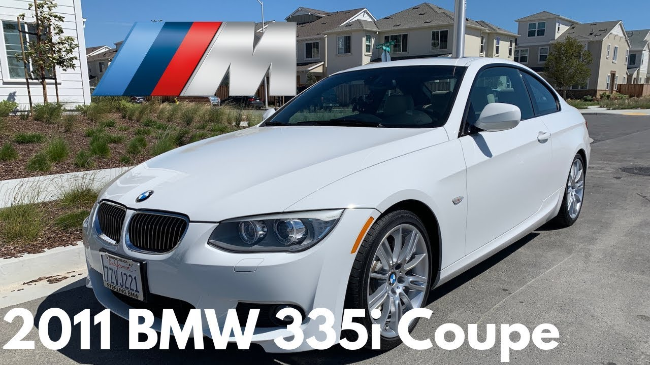 Sold 2011 Bmw 335i Coupe M Sport Package Youtube