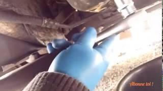Faire une vidange sur un moteur 1.6 hdi