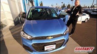 2018 Chevrolet Spark LS • GuarantyCars.com