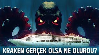 Eğer Canavar Kraken Gerçek Olsaydı, Titanik Sulara Gömülmezdi