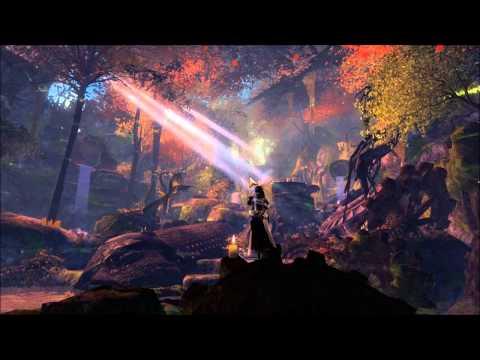 Guild Wars 2 - Hallelujah on harp