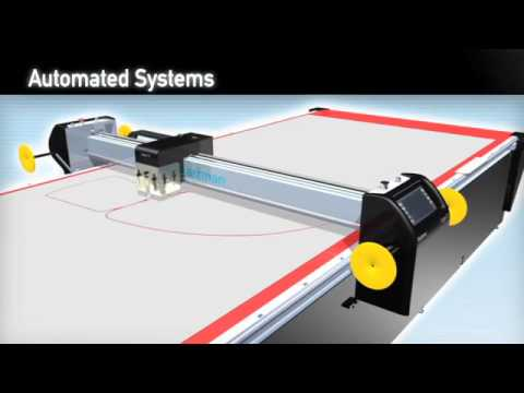 Eastman Machine Company Automated Cutting Systems