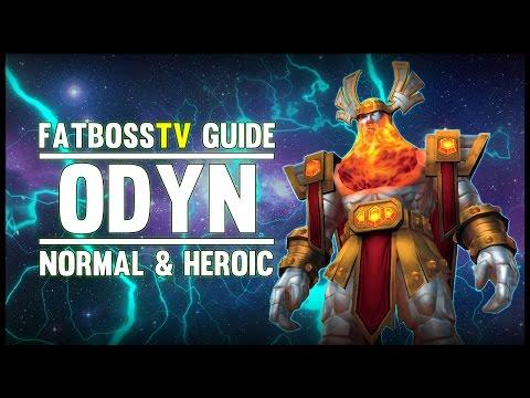 Odyn Normal + Heroic Guide - FATBOSS