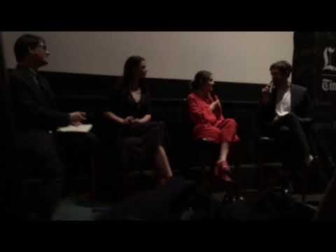 (良種動物 / 非關純潔) Thoroughbreds Q&A- Cory Finley, 奧利薇亞庫克 Olivia Cooke & 安雅·泰勒-喬伊 Anya Taylor-Joy 3/1/18.