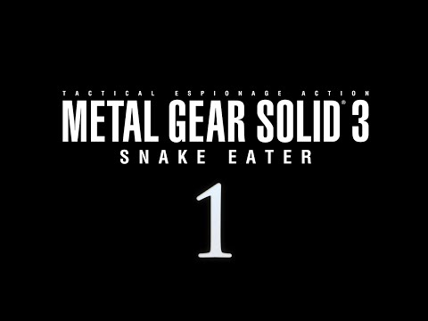 Cry Plays: Metal Gear Solid 3: Snake Eater [P1]