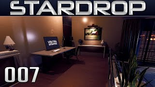 STARDROP [007] [An Bord der Raumstation] Let's Play Gameplay Deutsch German thumbnail