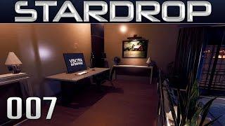 STARDROP [007] [An Bord der Raumstation] Let's Play Gameplay Deutsch German thumbnail