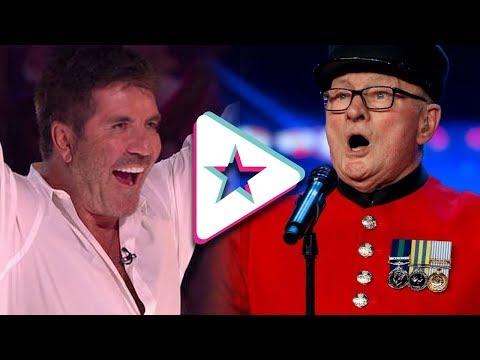 GRANDPA WINS BRITAINS GOT TALENT 2019 All Auditions & Performances