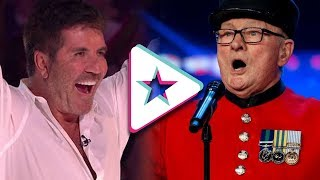 OLD MAN WINS BRITAINS GOT TALENT 2019 All Auditions & Performances