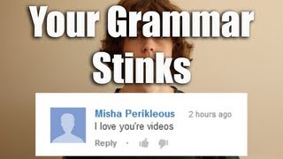 Your Grammar Stinks #2 Thumbnail