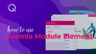 How to add Joomla module using Quix Page Builder to your Joomla website