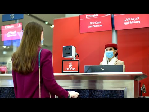 Emirates' Integrated Biometric Path | Emirates Airline