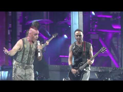 Rammstein LIVE Heirate Mich - Dresden, Germany 2019 (June 12th)