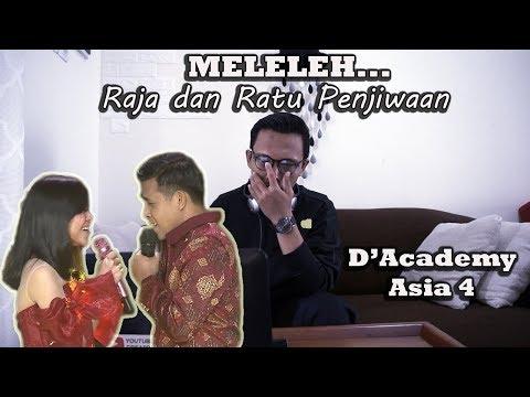 MELELEH BANGET !!! Fildan dan Lesti - Gerimis Melanda Hati & Egois (Medley) | D'Academy Asia 4