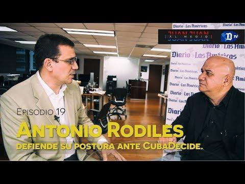 Juan Juan AL MEDIO Ep.19 / Antonio Rodiles defiende su postura ante CubaDecide.