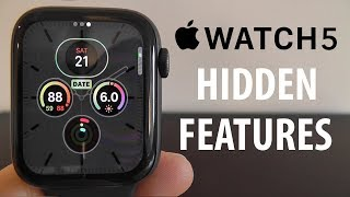 Apple Watch Series 5 Hidden Features — Top 10 List