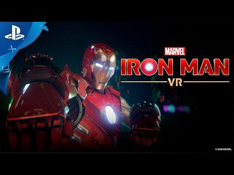 MARVEL IRON MAN PS4