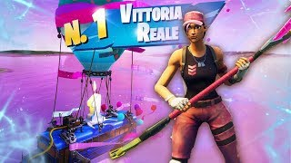 "WINWITH le NOUVEAU ""LEADER ROSA"" Peau! Fortnite Battle Royale ITA - Saison 5"