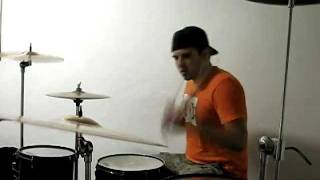 Chemical Brothers Block Rockin Beats Drum Cover