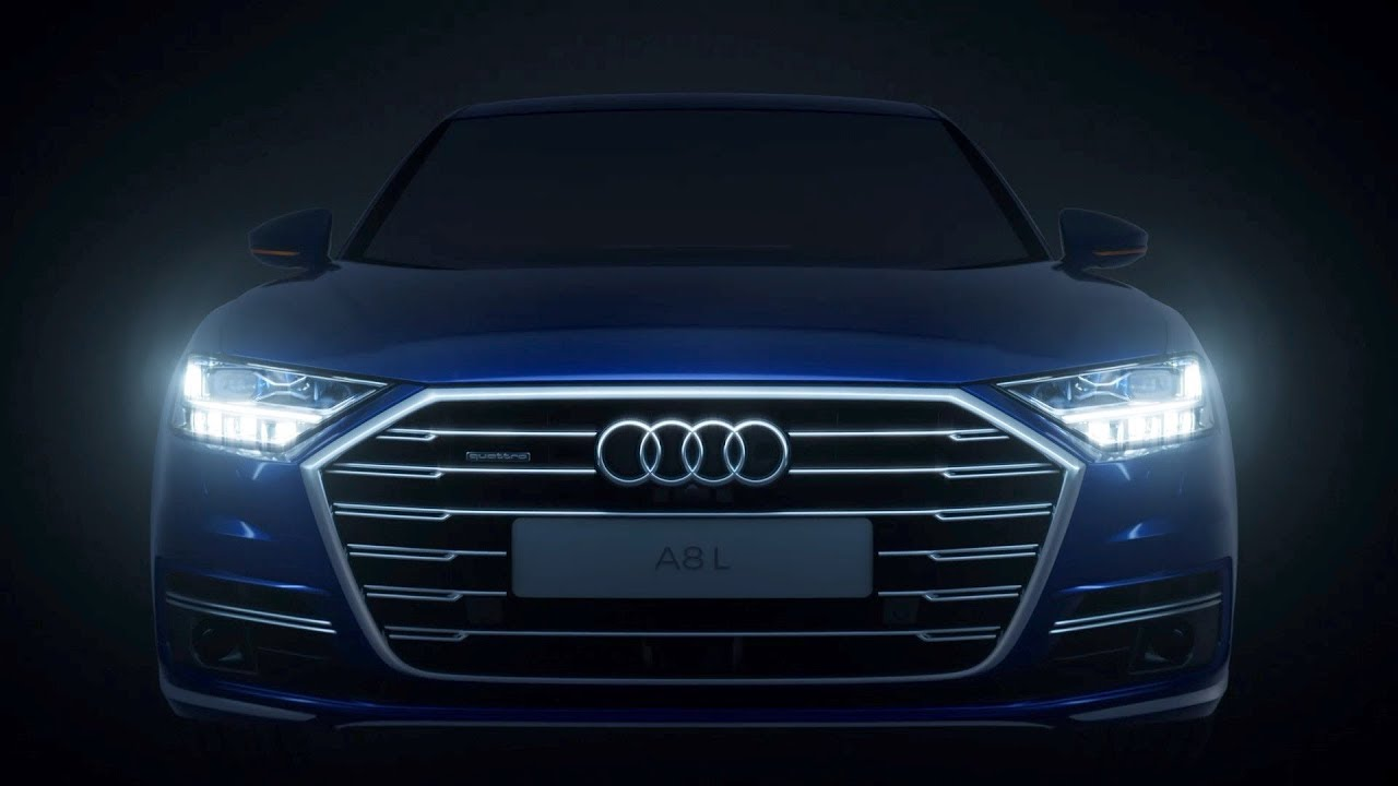 Audi 2019 A8 Defined Lighting Youtube