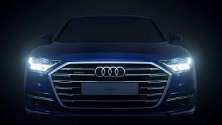 Audi 2019 A8 Defined: Lighting