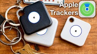 Apple could be launching their own Tracking Devices