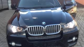 Видео работы двигателя BMW X6 E71 2008 года, 3.0 Турбо бензин 306 л.с.(, 2016-04-13T13:40:35.000Z)