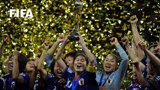 Emotional Japan stun USA in World Cup final