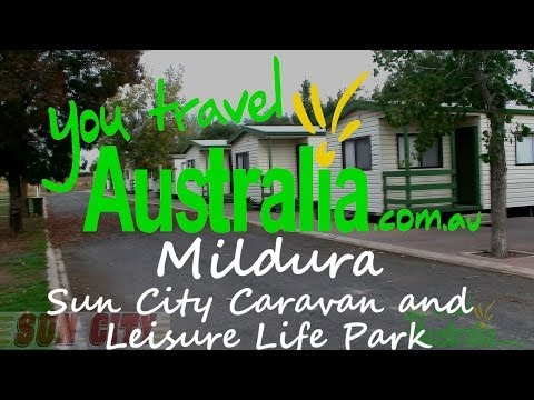 Mildura - Sun City Caravan And Leisure Life Park - Victoria - You Travel Australia