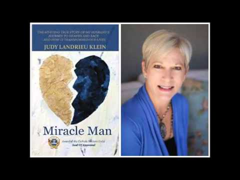 "Live Hour with Judy Landrieu Klein about her book ""Miracle Man"""
