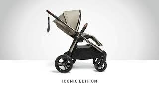 Ocarro Iconic Pushchair - Baby Essentials | Mamas & Papas