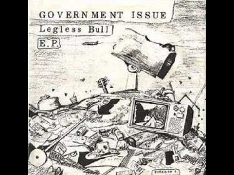 Government Issue Legless Bull EP