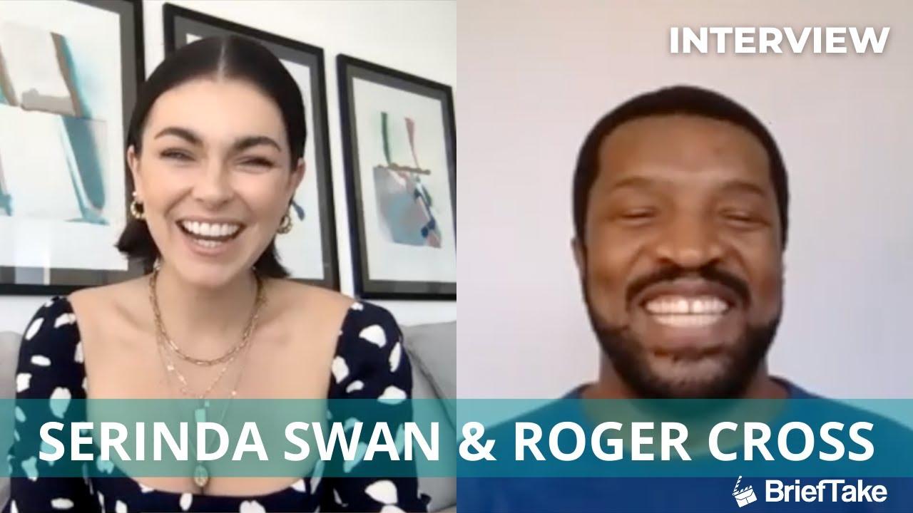 Download Serinda Swan & Roger Cross on Coroner season 3