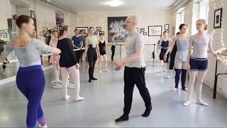 LIVE ADULT BALLET CLASS