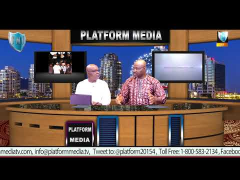 Nigeria's  Growing   Ethnic  Tensions on Platform Media Int. Political Arena